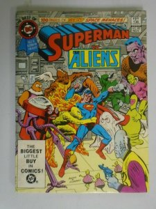 Best of DC Blue Ribbon Digest #42 Superman 8.0 VF (1983)