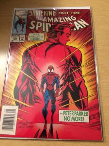 the Amazing Spider-Man #392-shrieking part 3