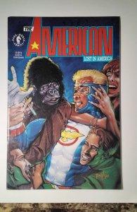 The American: Lost in America #2 (1992) Dark Horse Comic Book J756