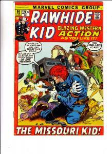 Rawhide Kid #96 (Feb-72) FN+ Mid-High-Grade Rawhide Kid