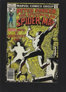 The Spectacular Spider-Man #20 (1978)