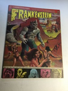 Castle Of Frankenstein 19 Vf+ Very Fine+ 8.5 Magazine