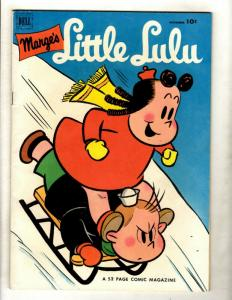 Marge S Little Lulu 116 1958 John Stanley Art Dell Com Vg Hipcomic