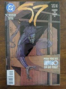 Sovereign Seven #23 (1997)