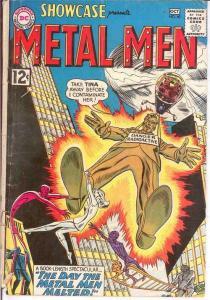 SHOWCASE 40 FR- METAL MEN   October 1962 COMICS BOOK