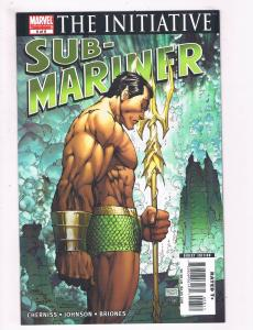 Sub-Mariner The Initiative # 6 NM Marvel Comic Books Avengers Awesome Issue! SW6