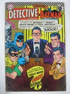DETECTIVE 357  GOOD November 1966 COMICS BOOK