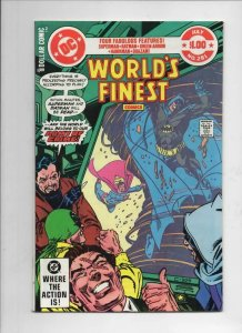 WORLD'S FINEST #281, NM-, Batman, Superman, Shazam, 1941 1982, more in store