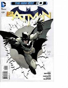 Batman (2011) #0 VF/NM (0.0) New 52