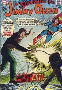 Superman's Pal Jimmy Olsen #119 VG; DC | low grade comic - save on shipping - de