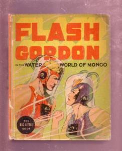 FLASH GORDON--WATER WORLD OF MONGO 1937 #1407-BLB FN-