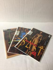 Bast 1-3 Near Mint Vertigo Joe Bennet