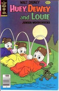 HUEY DEWEY & LOUIE (1966-1984 GK) 56 VF June 1979 COMICS BOOK