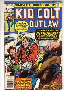 Kid Colt Outlaw #223 (Apr-78) VG/FN High-Grade Kid Colt