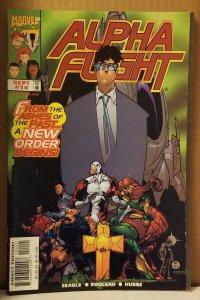 Alpha Flight #14 (1998)
