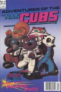 Nascubs Adventures #1, VF- (Stock photo)