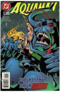 AQUAMAN #29 (9.0-9.2) Black Manta! High Grade! No Resv! 1¢ Auction! See More!!!