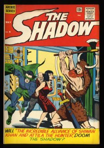 Shadow #6 FN- 5.5 (Archie)