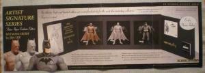 BATMAN HUSH AF Promo poster, 34x11, 2004, Unused, more Promos in store
