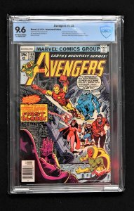 Avengers #168 (Marvel, 1978) CBCS 9.6 - Newsstand