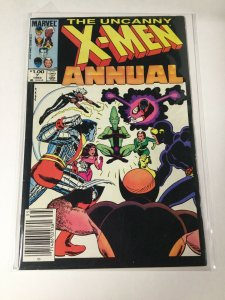 Uncanny X-Men Annual 7 Fn Fine 6.0 Marvel