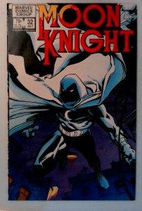 Moon Knight #32 Marvel 1983 VG+ Bronze Age 1st Printing Comic Book
