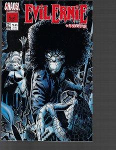 Evil Ernie: The Resurrection  #2 (Chaos Comics, 1993) NM