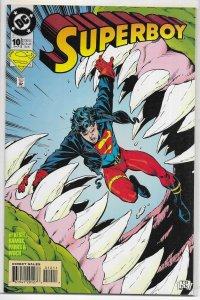 Superboy   vol. 3   #10 FN/VF