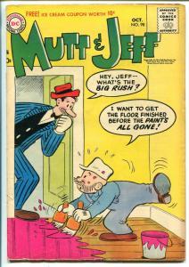 Mutt & Jeff #98 1957-DC-Bud Fisher-VG