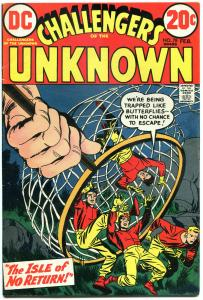 CHALLENGERS of the UNKNOWN #78 79 80, VF, Jack Kirby, more JK and DC in store