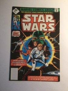 Star Wars 1 Very fine vf 8.0 Reprint Marvel
