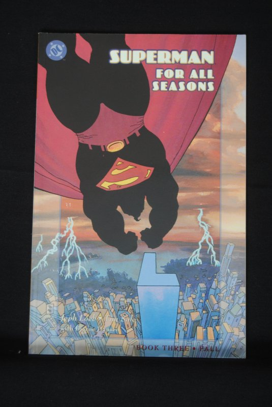 Superman, For All Seasons, Book Three