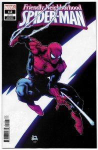 Friendly Neighborhood Spider-Man #12 Stegman Variant (2019) NM