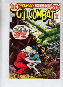 G.I. Combat #157 (Jan-73) VF/NM High-Grade The Haunted Tank