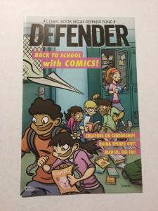 Defender 3 NM Near Mint