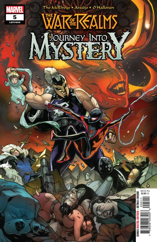 War Of The Realms Journey Into Mystery #5 (Marvel, 2019) NM