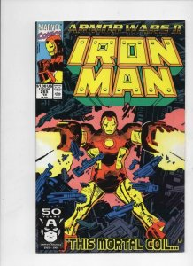 IRON MAN #265, VF/NM Tony Stark, Armor Wars, 1968 1991, more IM in store, Marvel