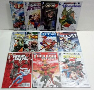 DC Comic Book Lot of (11) Modern Age SEE MORE LOTS ON AUCTION! ID#A87