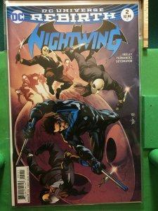 Nightwing #2 DC Universe Rebirth