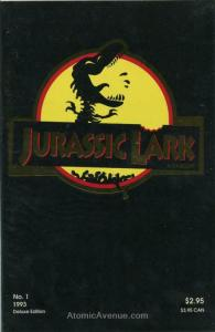 Jurassic Lark Deluxe Edition #1 VF/NM; Parody | save on shipping - details insid