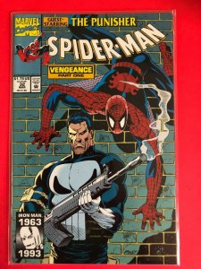 SPIDER-MAN #32 1990's MARVEL / HIGH QUALITY