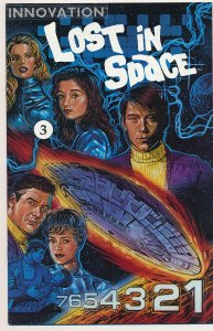 Lost in Space (1991 Innovation) #3 VF
