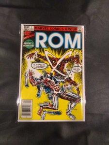 Rom Annual #1 NM condition