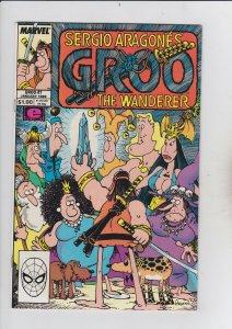 Marvel Comics! Groo the Wanderer! Issue 47!