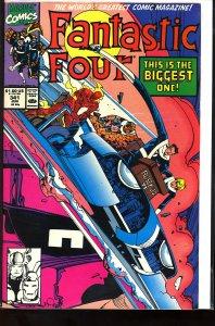 Fantastic Four #341 (1990)