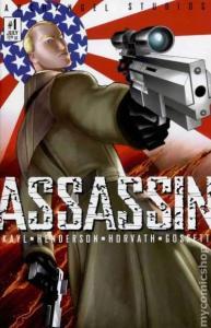 Assassin (2003 series) #1, VF+ (Stock photo)