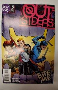 Outsiders #2 (2003) NM DC Comic Book J667