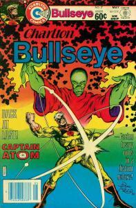 Charlton Bullseye (Vol. 2) #7 VG; Charlton | low grade comic - save on shipping