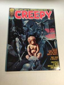 Creepy 77 Vf- Very Fine- 7.5 Magazine
