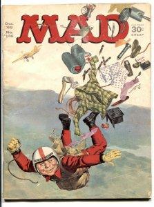 MAD Magazine #106-1966-Mingo-Drucker-Martin-Brandel- VG
